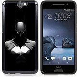 // PHONE CASE GIFT // Fashion Hard Case PC Cover Stylish Protective Case for HTC One A9 / DARK BAT SUPERHERO /