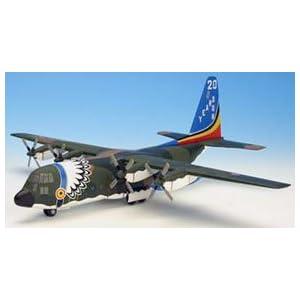 【クリックで詳細表示】C-130H ベルギー空軍 第20飛行隊 創設20周年記念塗装 (1/200 6412)