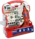 PIKE PRO.TOOL XDV2156PPT ROTARY TOOL SET, 172PC (Pack of 1) - Min 3yr Cleva Warranty