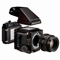 Mamiya RB67 Pro SD - SLR camera - medium - body only