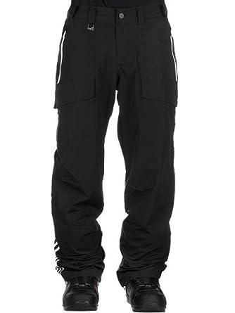 Adidas Snowboarding Deer Run Pant - Black Small