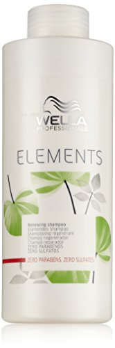 Wella - Elements, Shampoo rigenerante, 1 l