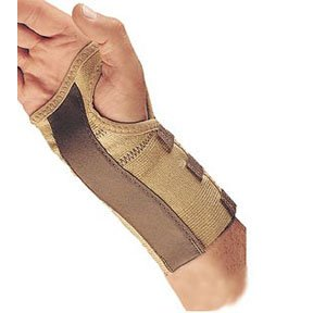 Amazon.com: Wrist Brace w/Splint Large/Right Hand: Health & Personal