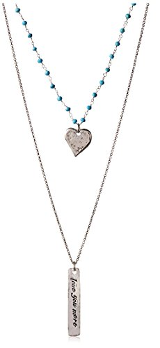 Alisa Michelle Love You More Necklace