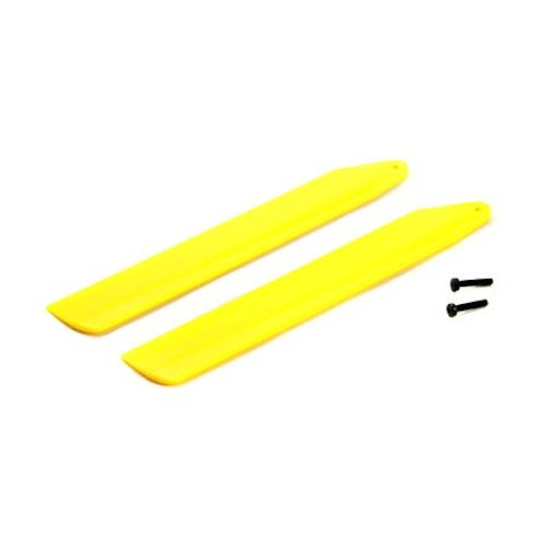 Blade Main Rotor Blade Hi-Performance Yellow mCP X BL BLH3908YE
