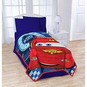 Disney Cars Blanket Pixar Cars Lightning Mcqueen! front-102586