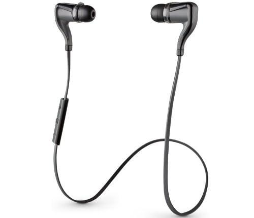 【国内正規品】 PLANTRONICS Bluetooth ステレオヘッドセット BackBeat GO2 Black BACKBEATGO2-B