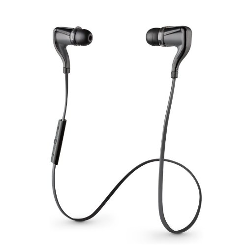 【国内正規品】 PLANTRONICS Bluetooth ステレオヘッドセット BackBeat GO2 Black BACKBEATGO2-B (Amazon)
