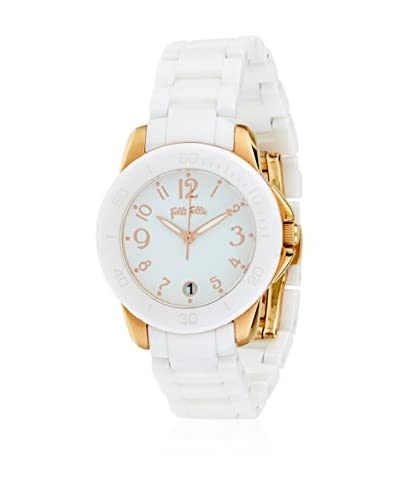 Folli Follie Reloj con movimiento Miyota Woman Cmw-Ceramic Power 42 mm