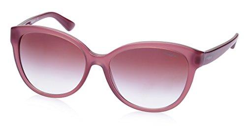Vogue Vogue Wayfarer Sunglasses (Opal Pink) (0VO2852SM|21008H|57) (Multicolor)