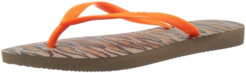 Havaianas Women's Slim Animals Fluo Flip Flops
