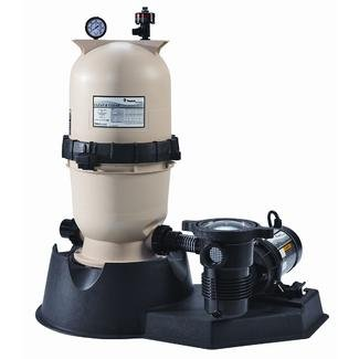Pentair Clean and Clear 150 Sq Ft Cartridge Filter System PNCC0150OF1160