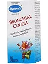 Bronchial Cough 100 Tablets by Hylands