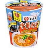 サッポロ一番 幸楽苑 中華そば タテ型カップ 1ケース(12食入)