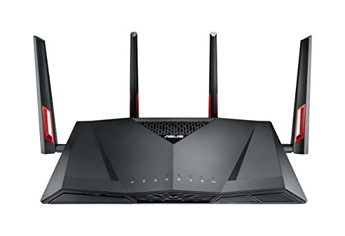 ASUS RT-AC88U Wireless-AC3100 Dual Band Router