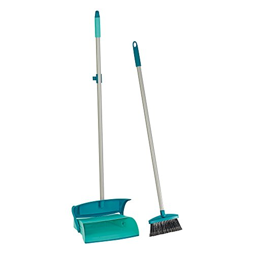 Leifheit Standing Sweeper Set (Broom And Standing Dustpan compare prices)