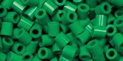 Perler Beads 1000/Pkg Dark Green PBB05-15010; 4 Items/Order