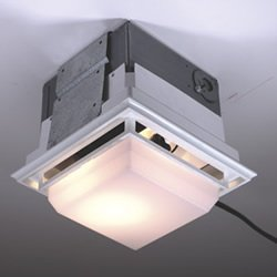 Nutone ceiling wall ductless exhaust fan light model - Ductless bathroom exhaust fan with light ...