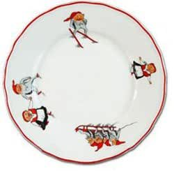 Porsgrund Nisse #18000 Dinner Plate 10 4/5 in (27 cm)