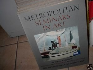 Metropolitan Seminars in Art, Portfolio 1 - 12 Complete, John Canaday