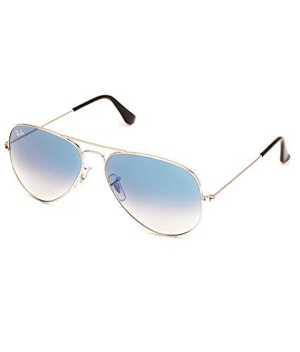 Ray-Ban RB3025 001/3F Medium Size 58 Aviator Sunglasses - B01CEBMXMK