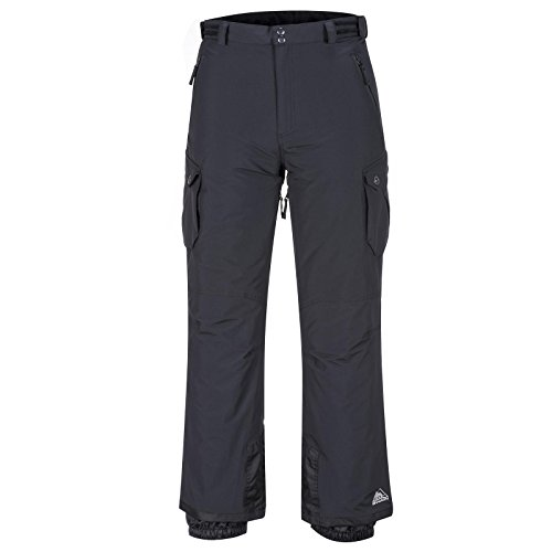 COX SWAIN Men Ski-/ Snowboard Pants JACKSON, Colour: Black, Size: M