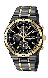 Seiko Men's Chronograph watch #SNAA30