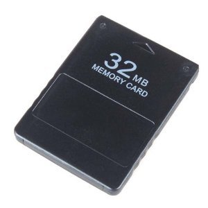 Neewer (3x) 32MB 32 MB Memory Card for SONY PS2 Playstation2 PS 2