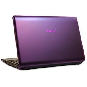 15.6-inch ASUS K55N series laptop - PURPLE: Computers & Accessories