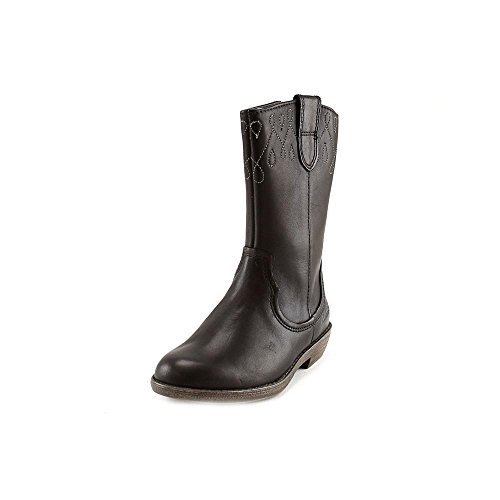 Clarks Girl's Biddie Dress Inf Black Casual Boot 10 M