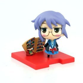 "Melancholy of Haruhi Suzumiya Vignetteum Cute 2"" Figure - Yuki Nagato - 1"