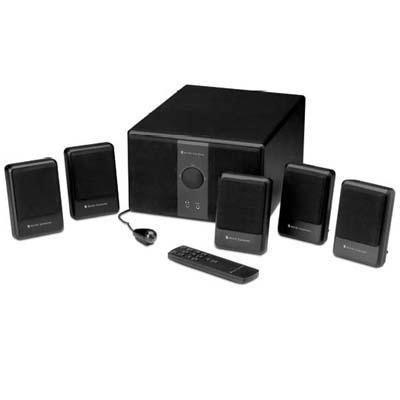 Altec Lansing VS3251 5.1 Gaming Music Surround Speaker System