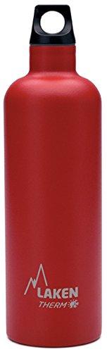 """Laken Borraccia termica """"Futura Thermo"""" 0,75l TE7, Rosso (Red), taglia unica"""