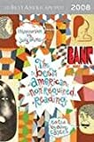 The Best American Non-required Reading 2008 (Best American Nonrequired Reading)