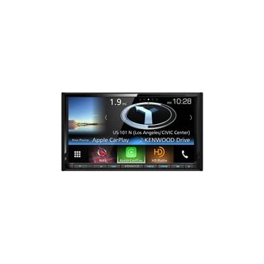 Kenwood DNX773S DVD/CD Player 6.95 Touchscreen Navigation HD Radio Bluetooth