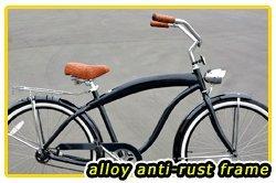 Anti-Rust Aluminum Frame, Fito Modena EX Alloy