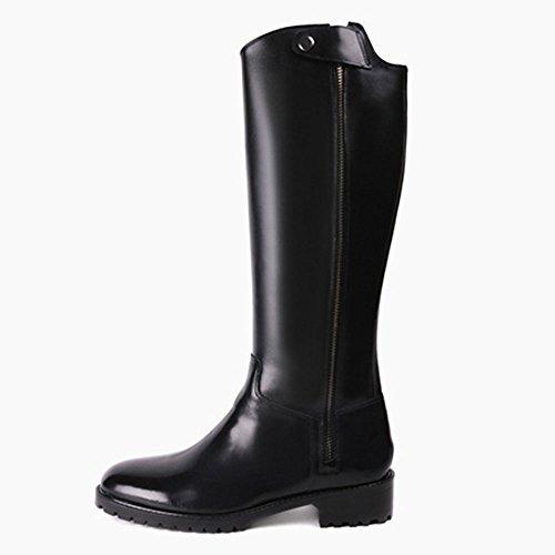 (ルセテ)LUCETE ハンドメイド ハンドメイド ロングブーツ 本革 メンズ 靴 乗馬ブーツ ロングブーツ ジョッキーブーツ 乗馬ブーツ