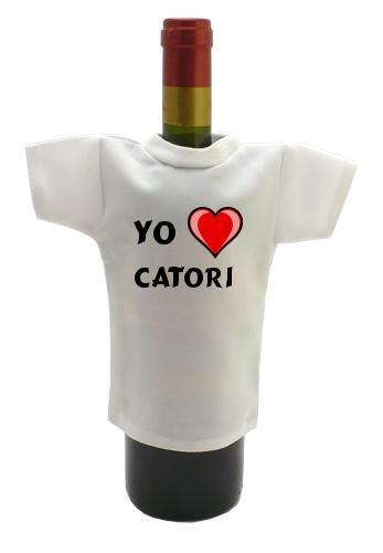 camiseta-blanca-para-botella-de-vino-con-amo-catori-nombre-de-pila-apellido-apodo