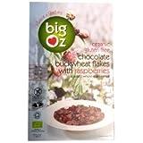 Big Oz Org GF Choc Bwheat Rasp 350g x 1