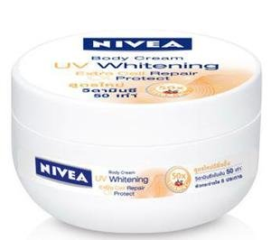 Nivea Body Cream Uv Whitening Extra Cell Repair & Protect 200Ml Best Price Free Shipping From Thailand