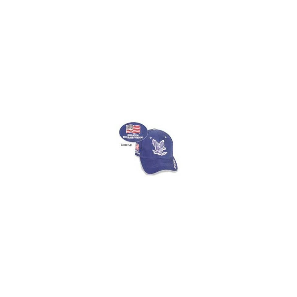 United States Air Force Enduring Freedom Hat