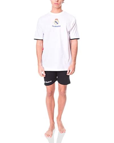 Licencias Pyjama Real Madrid weiß