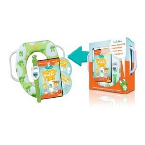 Signing Time! Potty Time Pack 4 Pack with Seat