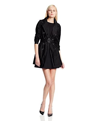 Cole Haan Women's Packable Trench Coat