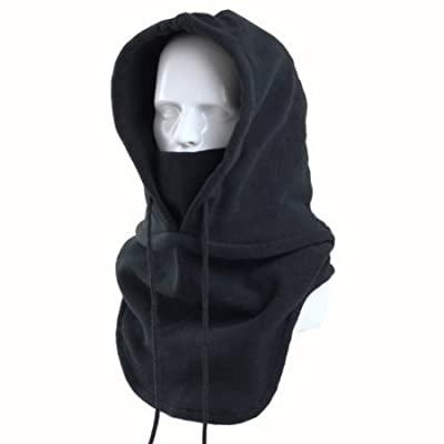 Tech-P Fleece Heavyweight Windproof Balaclava Outdoor Sports Mask