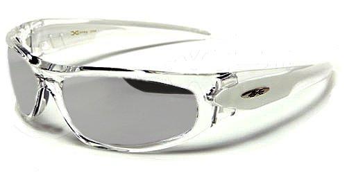 x loop lunettes de soleil sport cyclisme ski conduite moto mod 1200 blanc cristal. Black Bedroom Furniture Sets. Home Design Ideas