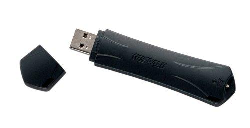 BUFFALO 複数チップ同時アクセス機能搭載 高速USBメモリー RUF2-LV16GS-BK