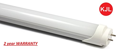 KJL LED Tube Light , Brightest 10 Watt 2 Foot