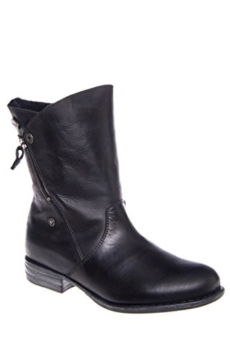 Iceland Low Heel Mid Boot