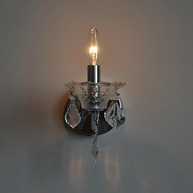 lampe en cristal de fer de tšºte unique
